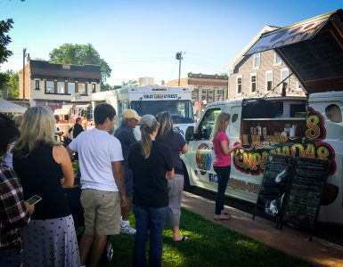 East Troy First Friday Food Truck Fest