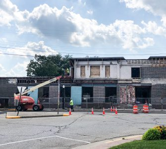 East Troy Brewery Under Construction