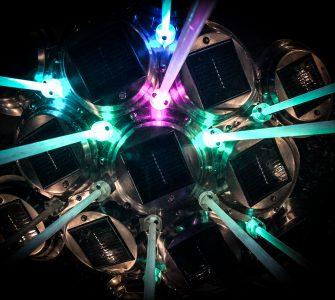 East Troy Chamber Art & Wine Walk | Electronic Blinky Light