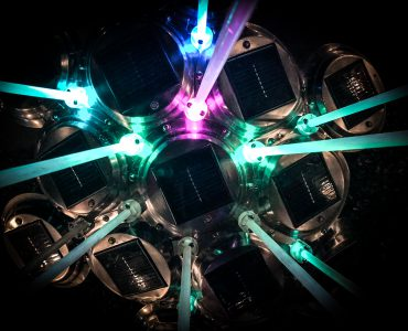 East Troy Chamber Art & Wine Walk   Electronic Blinky Light