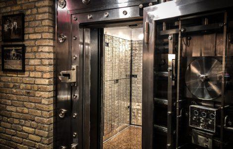 East Troy Brewery Vault Door