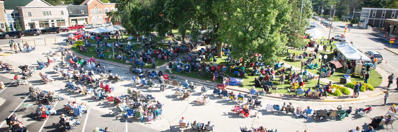 East Troy Bluegrass Festival
