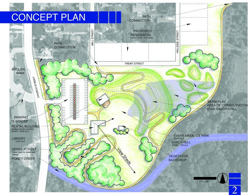 Former Trent Tube Concept Plan 2